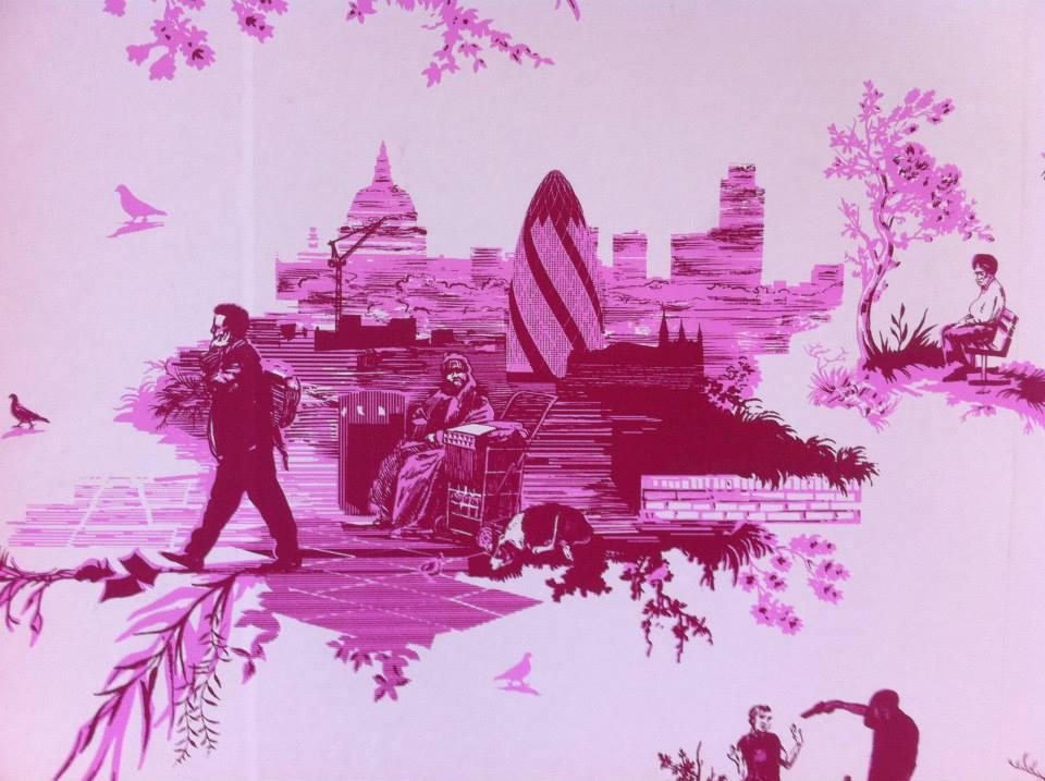 quand le london spirit rencontre la vie en rose