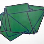 plis à plat, 2010